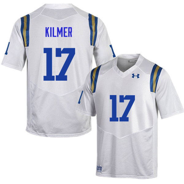 Men #17 Billy Kilmer UCLA Bruins Under Armour College Football Jerseys Sale-White